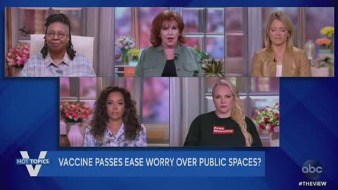 Joy Behar on the unvaccinated