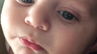 cute little baby boy  - Video