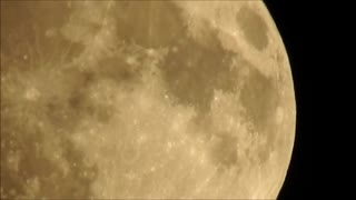 Nikon P900 to the Moon! - Video