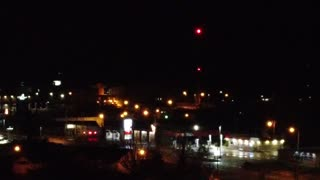 DJI Mini 2 Night Hover - trying out the Zoom lens