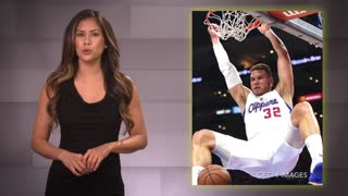 Blake Griffin Breaks Hand After Punching Equipment Staff Member - Video