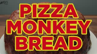 Pizza Monkey Bread! - Full Recipe - Video