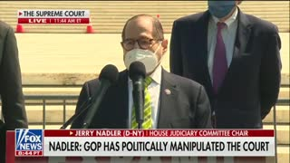 Jerry Nadler defends court packing