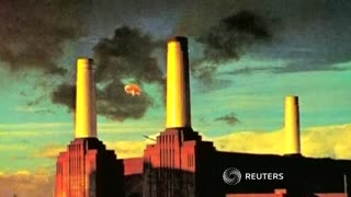 Pink Floyd's iconic Algie the Pig withdrawn from auction - Video
