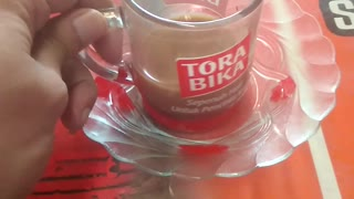 Lets drinking a coffee, best coffe in my place!