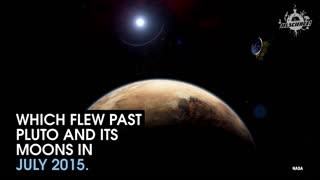 This Is What A Flyby Of Pluto Looks Like - Video
