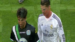 Cristiano Ronaldo vs Cordoba (Home) 14-15 HD 1080i by CriRo7i - Video