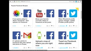 Free Tips Share 1 link facebook receive 120 link Free 100% With IFTTT.com - Video