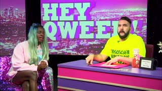 Hey Qween! BONUS: Jonny's Loose Screw - Video