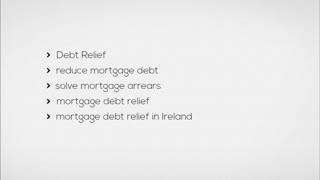reduce mortgage debt - Video