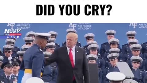 Tear jerking Trump Video… Will make you miss him