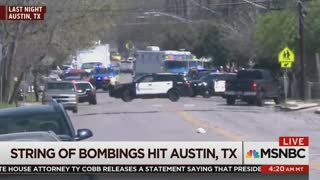 MSNBC: 4th Package Bombing Strikes Austin, Texas - Video