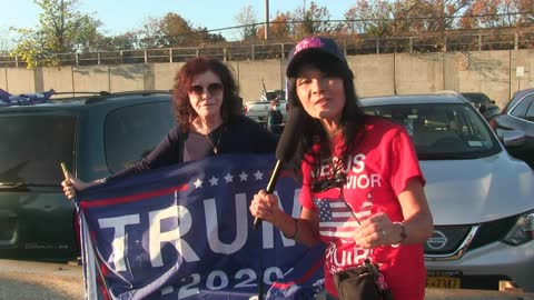 """Ep. 2 President Trump's Caravan Supporters on """"Inspired Blessings with Jean Marie Prince"""