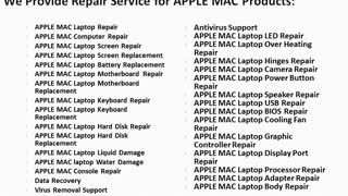 Apple Mac Support Phone Number 1-800-281-3707 Canada - Video