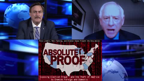 Mike Lindell, Election Fraud Absolute Proof