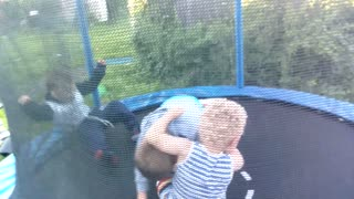 Child vs schoolboy  - Video