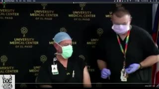 Doctor Uses EMPTY SYRINGE For COVID VACCINE ON LIVE TV! WOW. MUST WATCH!