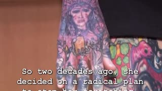 The World's Most Tattooed Woman - Video