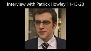 Interview With Patrick Howley (11-13-20)