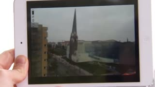 Berlin Wall app brings past to life - Video
