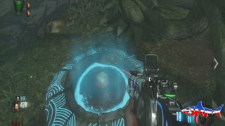 "Black Ops 3 Zetsubou No Shima Zombie Sitter Plant ""How To Grow Green Water Plant"" - Video"