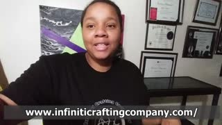 Infiniti Crafting Co. T-Shirt Giveaway 1 [04172021]