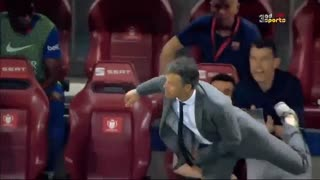 Skill luis Enrique - Video