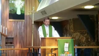 Trinity Lutheran Sunday Morning Sermon Sept 13
