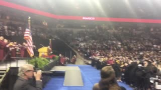 Medal of Honor Recipient Kyle Carpenter Was Graduating From College — Then Everyone  Stood Up - Video
