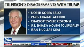 Laura Ingraham on Tillerson's firing: 'If you call your boss a moron...' - Video