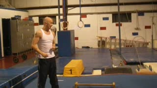 GYMNASTICS/GENERAL FITNESS CONDITIONING - Shoulders (and trapezius exercises) - Video