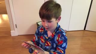 Parents pull off hilarious April Fool's prank on kids - Video