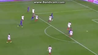 Arda Turan goal vs Sevilla - Video