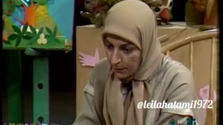 leila hatami when she was 9 years old - Video