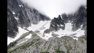 Scary avalanches caught on camera - Video