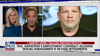 Harvey Weinstein's Company Contract Covered Sexual Harassment Lawsuits - Video
