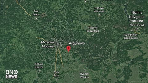 Passenger Plane Carrying 71 People Crashes Near Moscow