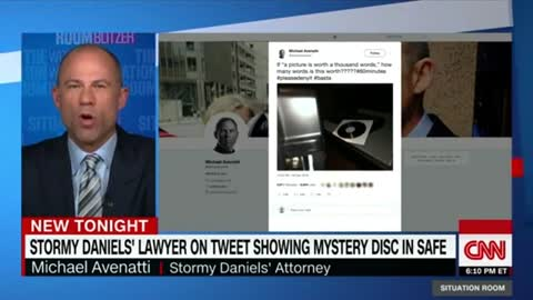 Stormy Daniels' Lawyer Calls Cryptic Tweet a 'Warning Shot' to Anyone Associated With Trump