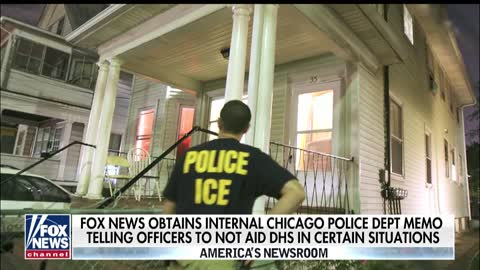 Memo: Chicago PD Instructed Not To Cooperate With DHS On Immigration Issues