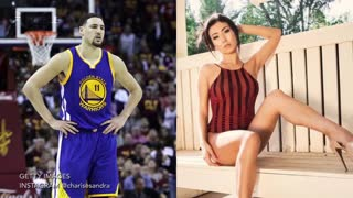 Klay Thompson's Girlfriend Spray Paints Her Name On His House - Video