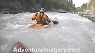 Extreme Sports Stock Footage paddling