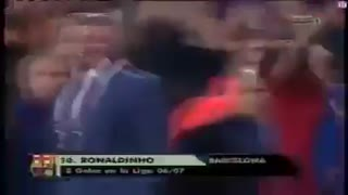 Ronaldinho Golazo - Video