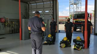 Part 1 : Do you have what it takes to become a firefighter?