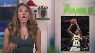 NBA Legend Ray Allen Says Steph Curry is the BEST Shooter EVER - Video