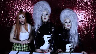 "The Boulet Brothers' DRAGULA: Episode 4: Search for the World's First Drag Supermonster""!  - Video"