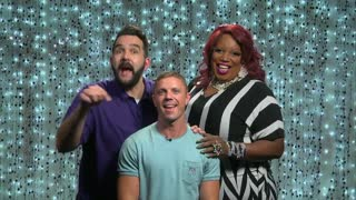 Jake Shears on Hey Qween!! PROMO - Video