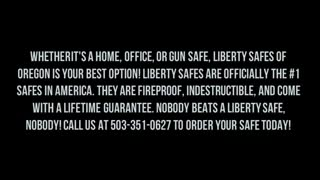 liberty safes - Video