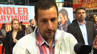 Comedy actor Adam Sandler signs four-film deal with Netflix - Video