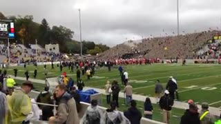 Army vs Ball State End of Game - Video
