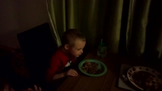 Dinner Table Fun - Video